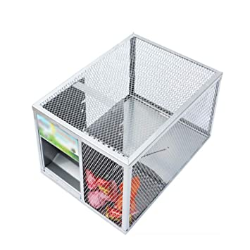Trampa para Ratones Reutilizable Trampa para roedores Trampa para roedores Ratonera metálica: Amazon.es: Deportes y aire libre