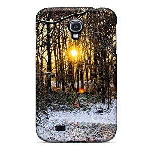 Fashionable UlFnCzo2239udpkT Galaxy S4 Case Cover For Winter Sunlight Protective Case