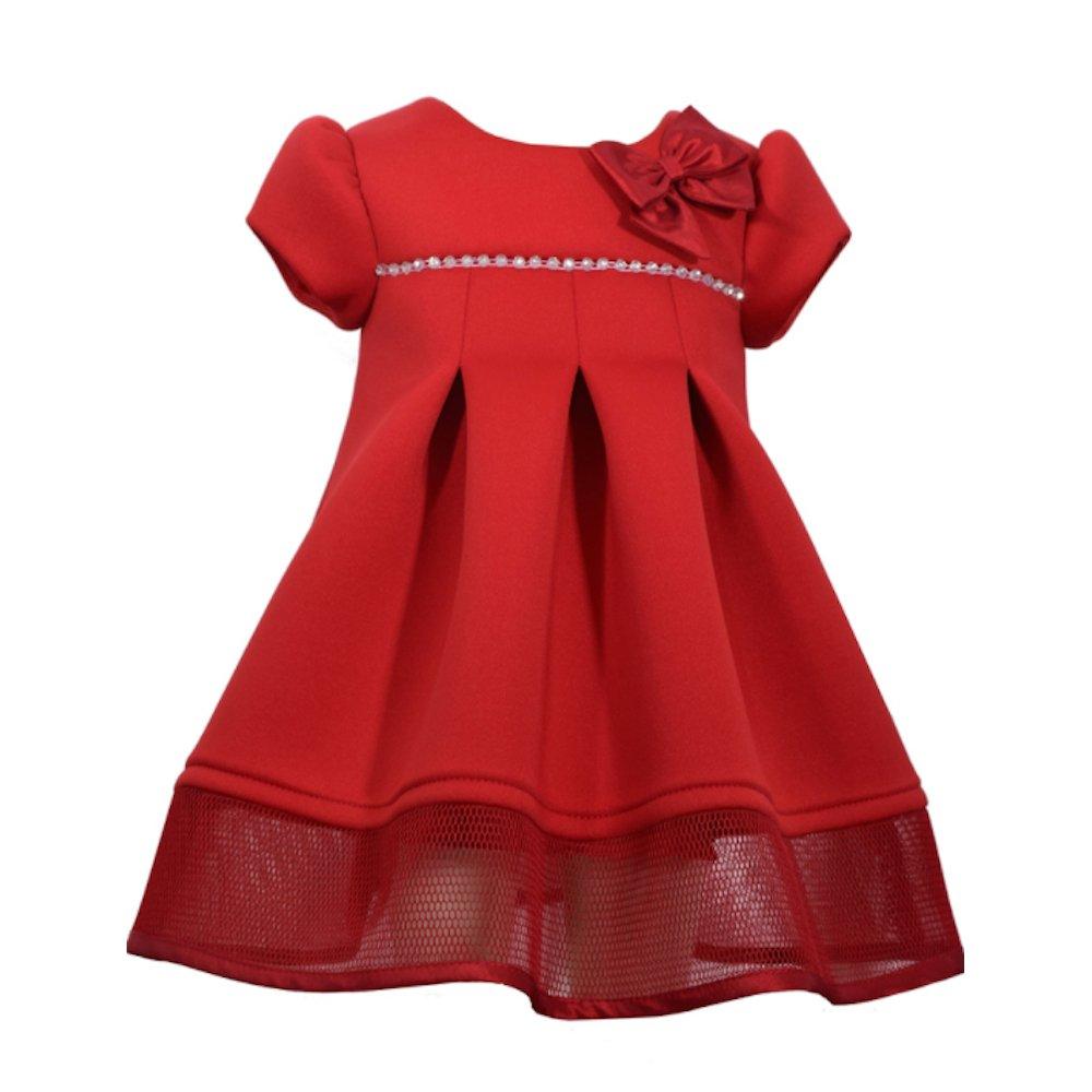 Bonnie Jean DRESS ベビーガールズ B072FQ24LR 12 Months