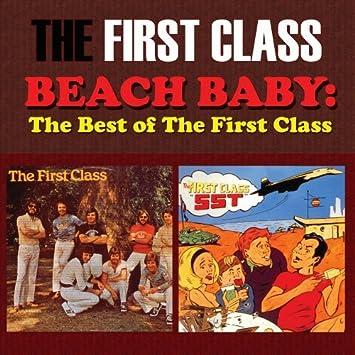 beach baby the best of first class