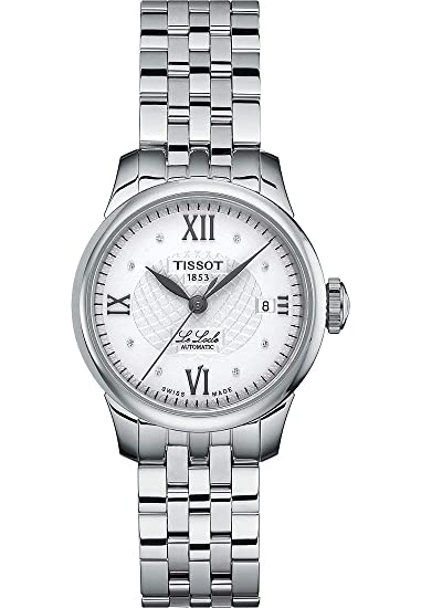 Tissot LE LOCLE DIA T41.1.183.16 Reloj Automático para mujeres
