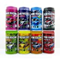 Marketworldcup - Multicolor Coke Can Mini Speed RC Radio Remote Control Micro Racing Car Toy Gift USA Seller, Best Quality, Fast Shipping!!!!