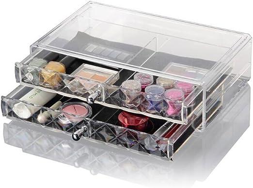 Cajas y soportes Caja de Almacenamiento de cosméticos Aparador de ...