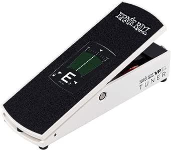 Ernie Ball White VP Jr Guitar Tuner (P06200)