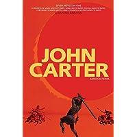 John Carter: Barsoom Series (7 Novels) a Princess of Mars; Gods of Mars; Warlord of Mars; Thuvia, Maid of Mars; Chessmen of Mars; M