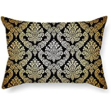 Bohemian Throw Cushion Covers 16 X 24 Inches / 40 By 60 Cm For Home Theater Kids Room Living Room Monther Bar With 2 Sides