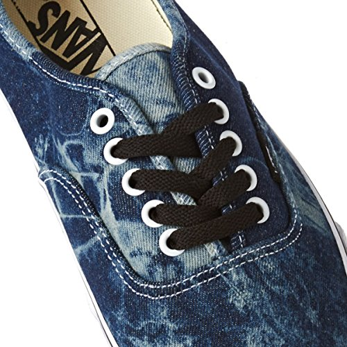 Noir W Adulte Denim True Black Acid Mixte Basses Authentic Sneakers Vans qnBCXC
