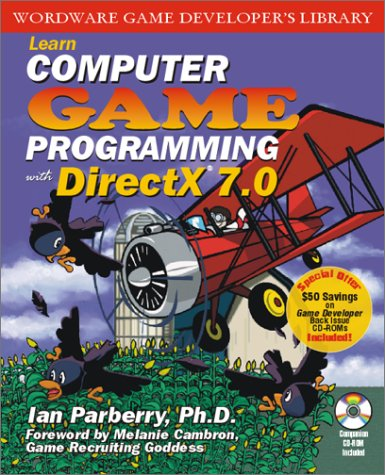 Learn Computer Programming With Direct X 7.0 PDF