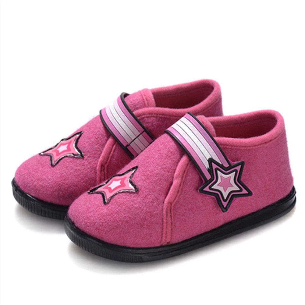 Baby Girl Boy Casual Soft Sole Shoes Prewalker Sneaker Fleece Lined Warm Shoes