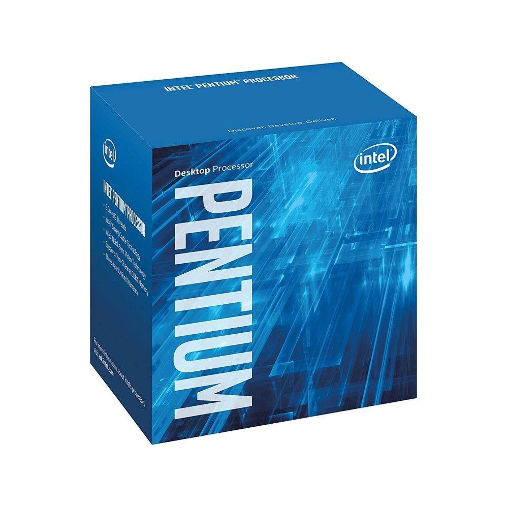 Intel Pentium G Series 3.50 GHz Dual-Core LGA 1151 Processor (BX80677G4560) by Intel