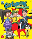 Cartooning Draw Kit, Christopher Hart, 0977692558