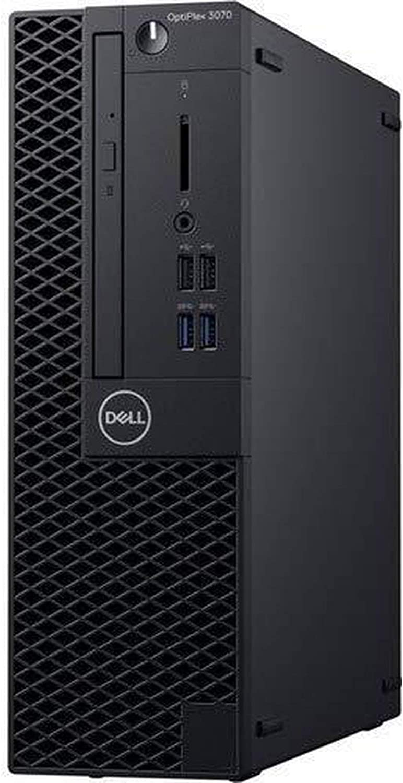 Dell REFURB 3070 i5 8G 256G SFF (Certified Refurbished)