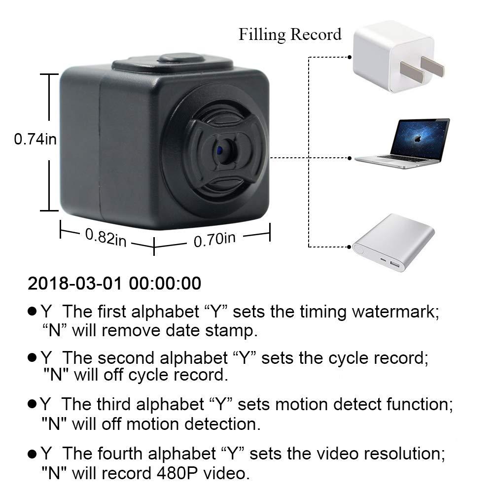 Spy Camera UYIKOO Mini Hidden 1280 X 960P Amazoncouk Photo