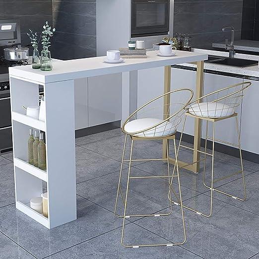 Mesa de bar Multipropósito bar mesa de la cocina barra de desayuno ...