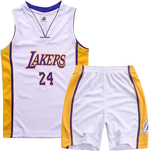 AnAn Lucky Camiseta Baloncesto niño/Basketball Jersey Set para ...
