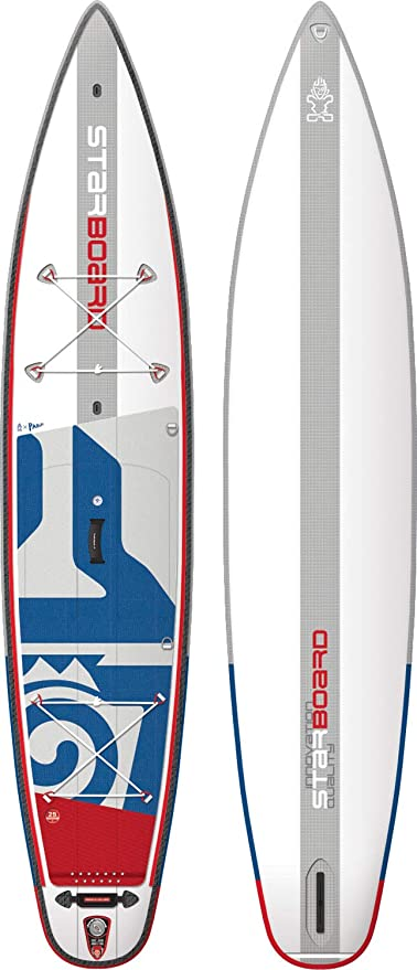 Amazon.com: Starboard SUP Touring - Tabla de windsurf ...