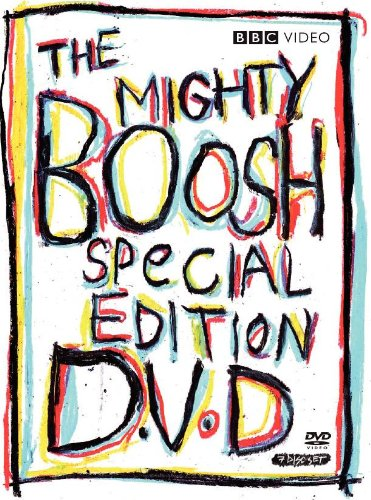 The Mighty Boosh Special Edition DVD (Seasons 1-3)