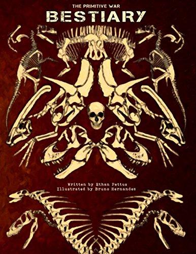 The Primitive War Bestiary (Field Guide) (Dinosaur Field Guide)