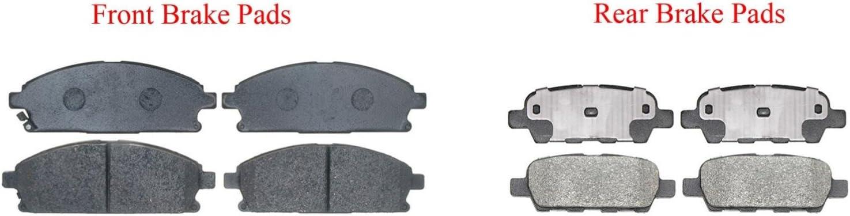 Dash4 CD905 Ceramic Brake Pad