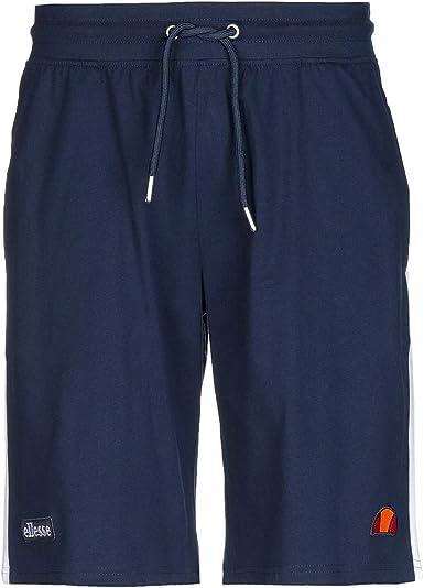 Ellesse Short EHM021S20 - Pantalón corto de algodón para hombre ...