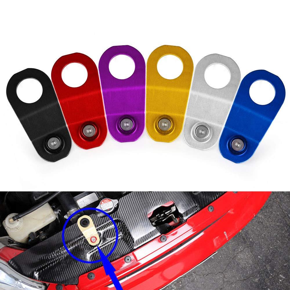 Blue S2000, Aluminum Radiator Stay Bracket for Honda Civic EK 96-00 MMRS-ARD Radiator Stay Honda Civic Accord Integra