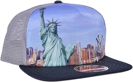MLB estadounidense aguja Yankees de Nueva York gorra sombrero ...