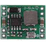 H HILABEE DC-DC電源降圧 調整可能 モジュール 降圧型コンバータ 24V〜12V 9V 5V 3V