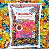 TOYS_AND_GAMES Toys Amazon, модель MarvelBeads Water Beads Rainbow Mix, 8 ounces (half pound), for Orbeez Spa Refill, Sensory Toys and Décor, артикул B018HSB7GW