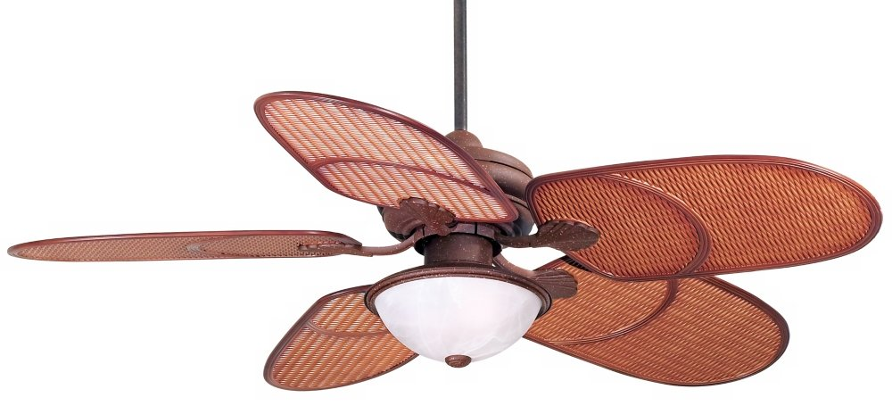 52 casa vieja rattan outdoor tropical ceiling fan amazon aloadofball Images