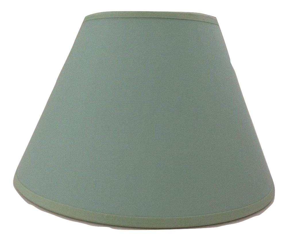 20,3 cm hellgrün Baumwolle Stoff Lampenschirm Licht Lampe Tisch ...