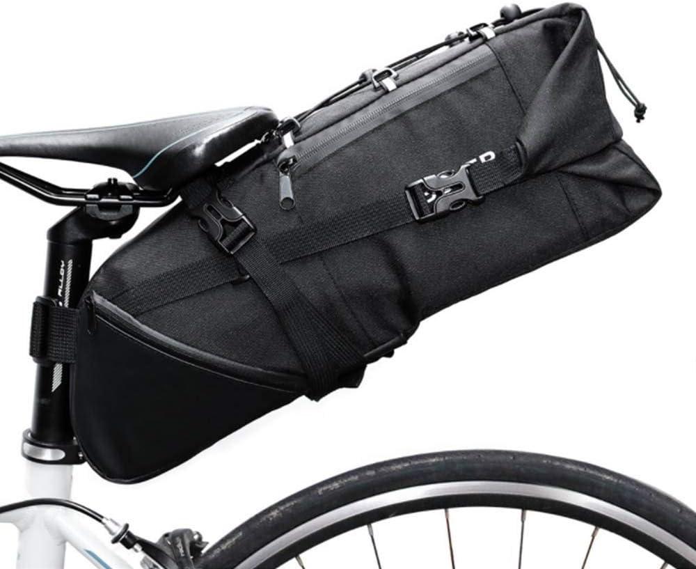 Ajustable extensible 3L 10L bicicletas Tija de sillín Bolsa de ...