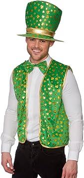 Disfraz de Todos los Santos de San Patricio: Amazon.es: Juguetes y ...