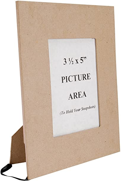 Amazon.com - DCC Paper Mache Photo Frame for 3-1/2 by 5-Inch ...