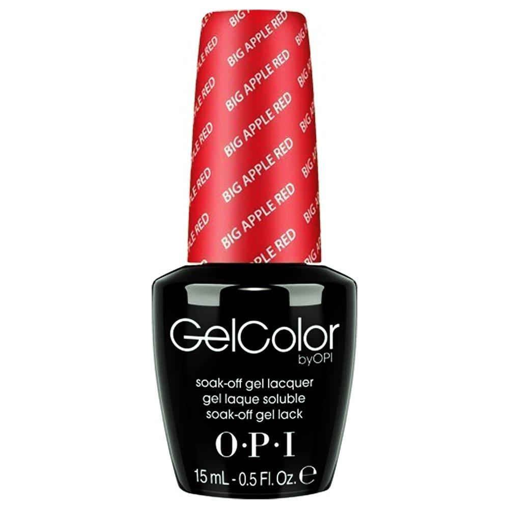 OPI GelColor Vernis à Ongles Big Apple Red 15 ml opi63