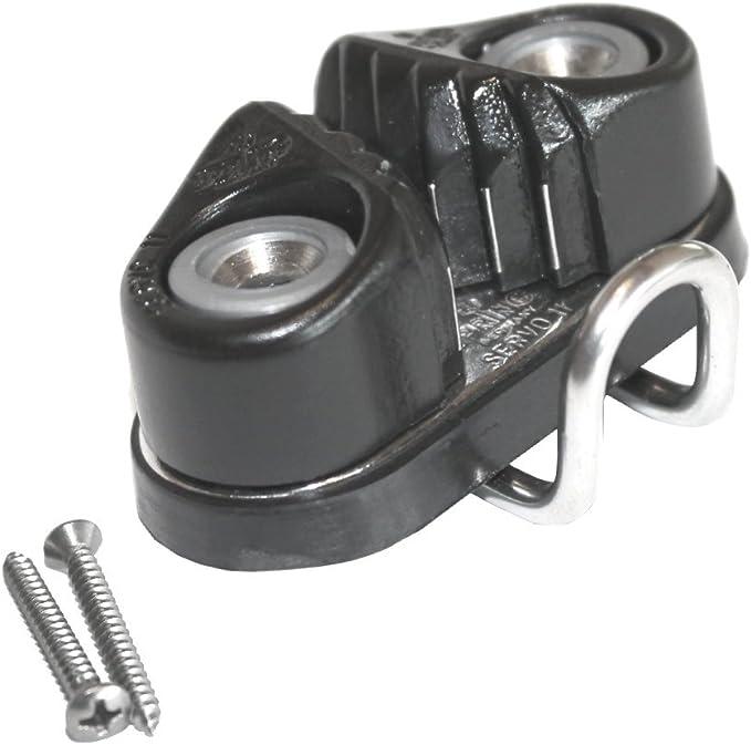 Schotklemme 3-8 mm Klemme Schot 3-8 mm Seilklemme Boot Curryklemme