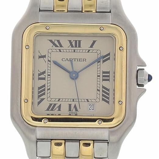 Cartier Reloj Panthere De Quartz 187949 para Mujeres: Cartier: Amazon.es: Relojes