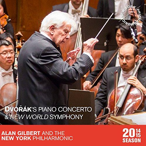 Dvořák: Piano Concerto and New World Symphony