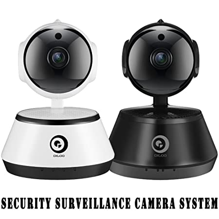 Review WiFi Security Camera, Pro