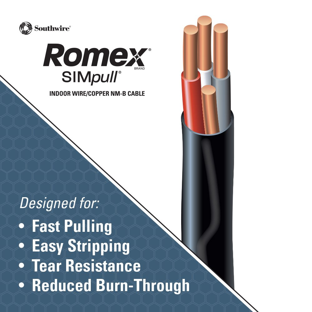 Romex Wire Resistance - WIRE Center •