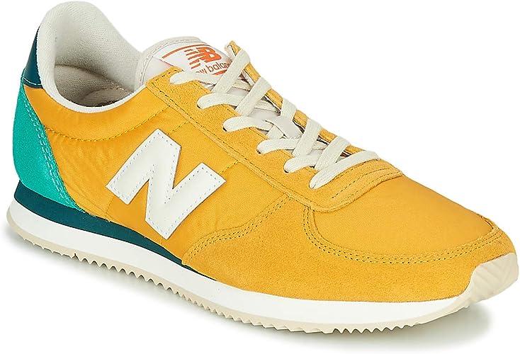 new balance 220 jaune