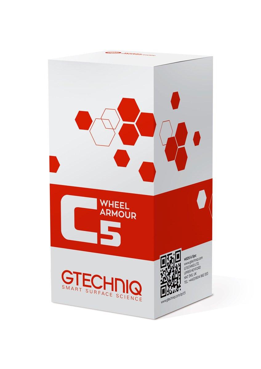C5 Protezione cerchi Gtechniq C5 0.015