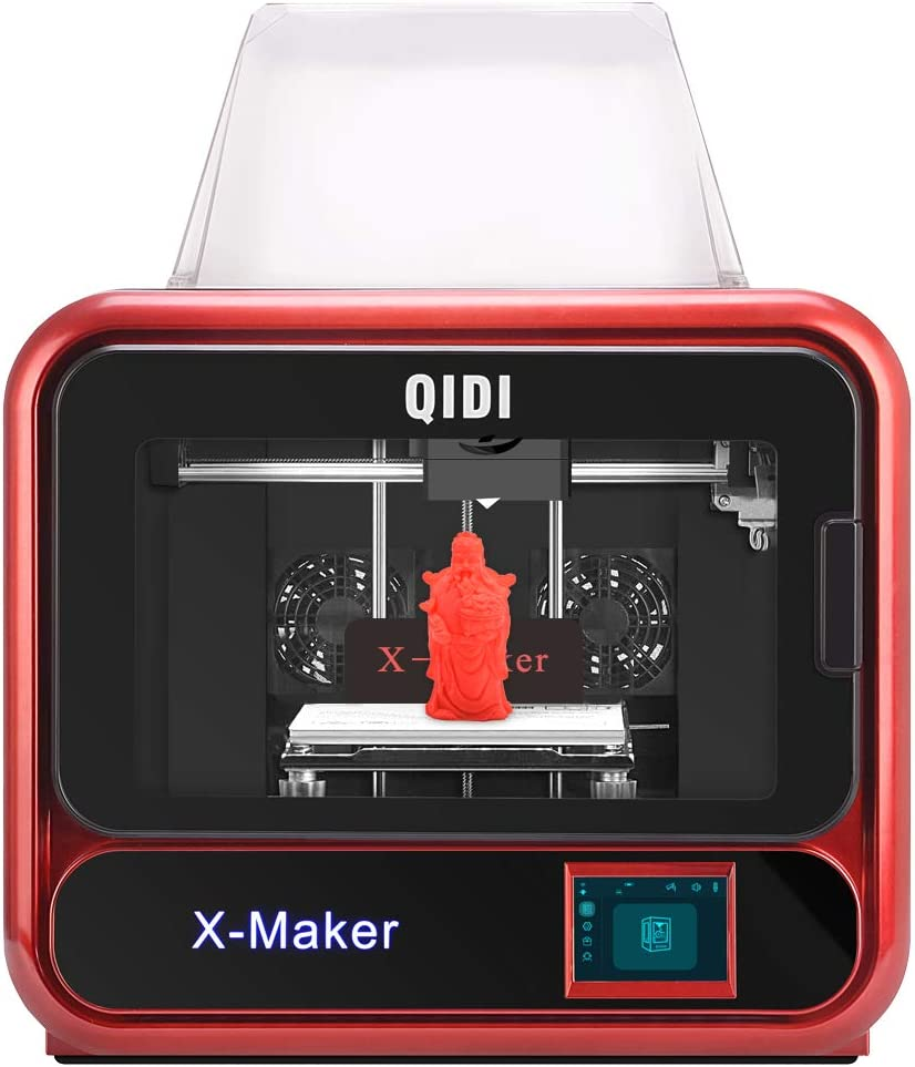 the best 3D printers, QIDI Tech X-Maker review