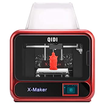 QIDI Technology impresora 3D de alta gama: X-Maker, enfoque en ...