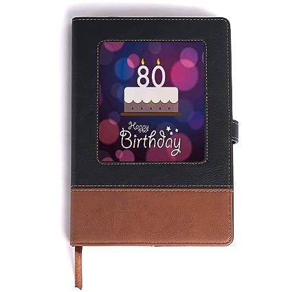 Diarios para hombre, 70 cumpleaños decoraciones, tema de ...