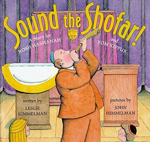 (Sound the Shofar!: A Story for Rosh Hashanah and Yom Kippur)