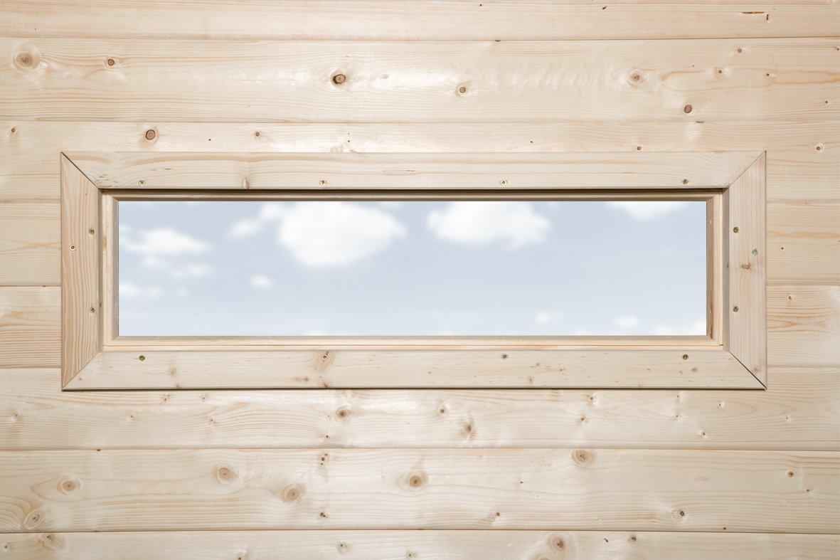 Weka Zusatzfenster für Designhaus 126 und 172