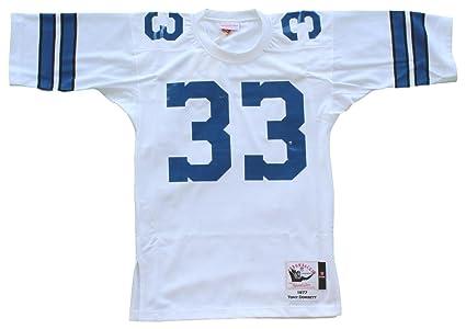 quality design 6a79b 0a81b Amazon.com : Tony Dorsett Dallas Cowboys Mitchell & Ness ...