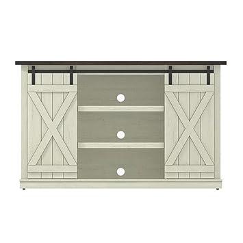 Loon Peak Bluestone 54 Tv Stand Tv Unit Furniture Off White