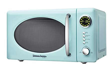 Microondas sin grill 700W 18,5L Vintage Cuisine by CooKing (Mint ...