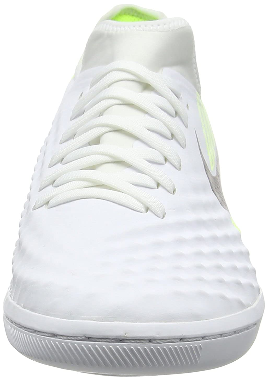 7c9ce3c495f3 Nike Magistax Finale II Indoor Shoes  White  (11. 5)  Buy Online at Low  Prices in India - Amazon.in